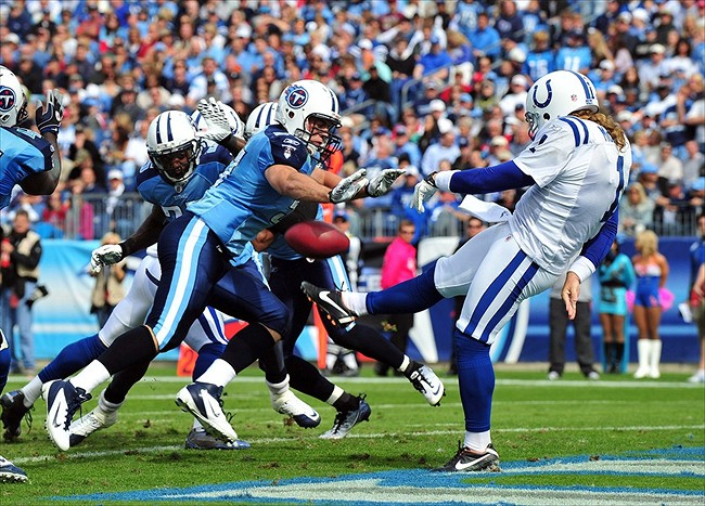 45963462 Tennessee Titans: 6 Team Captains Named for 2013-14 NFL Season