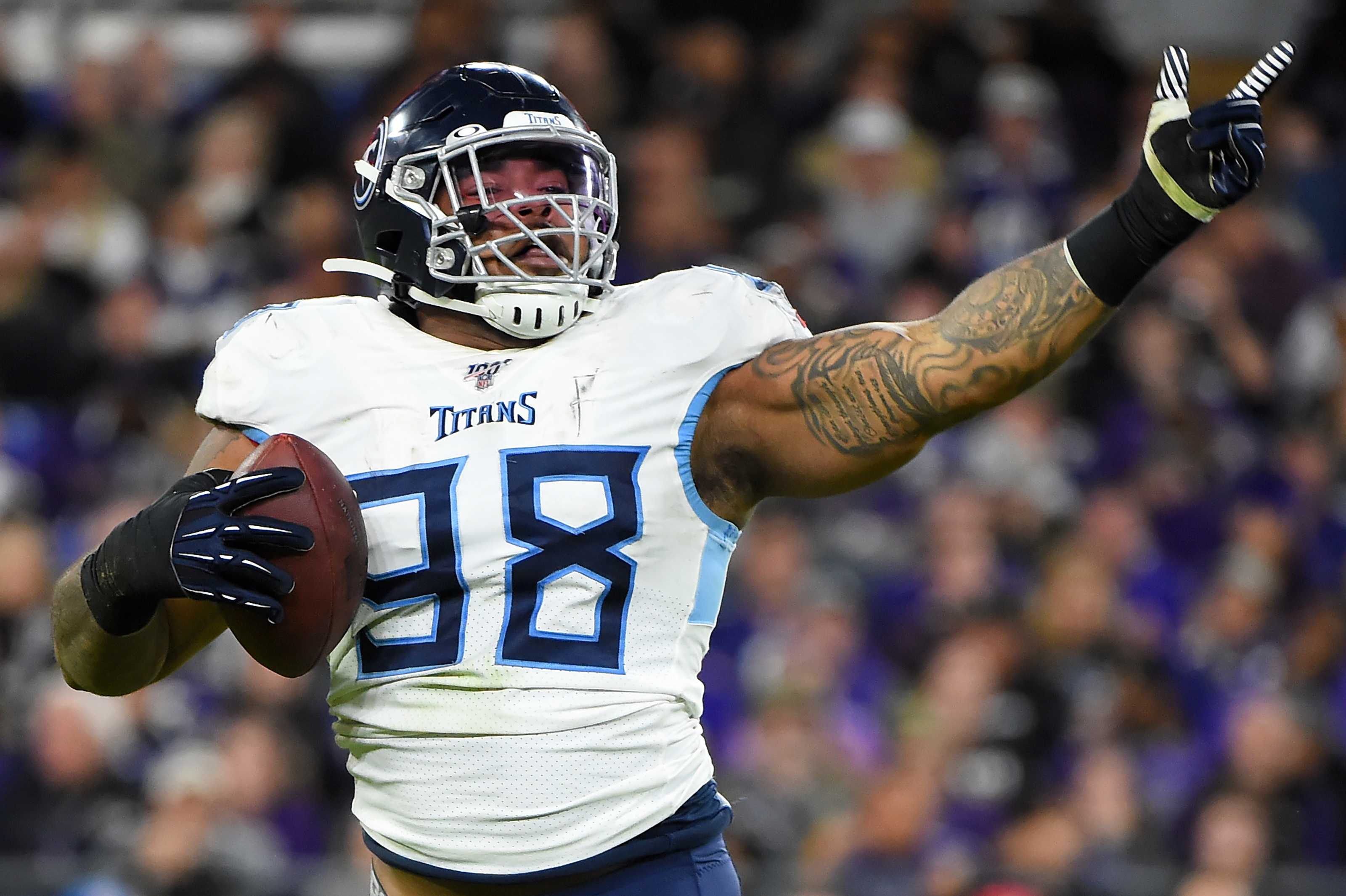 Tennessee Titans: Jeffery Simmons expected to make 'big jump' in 2020
