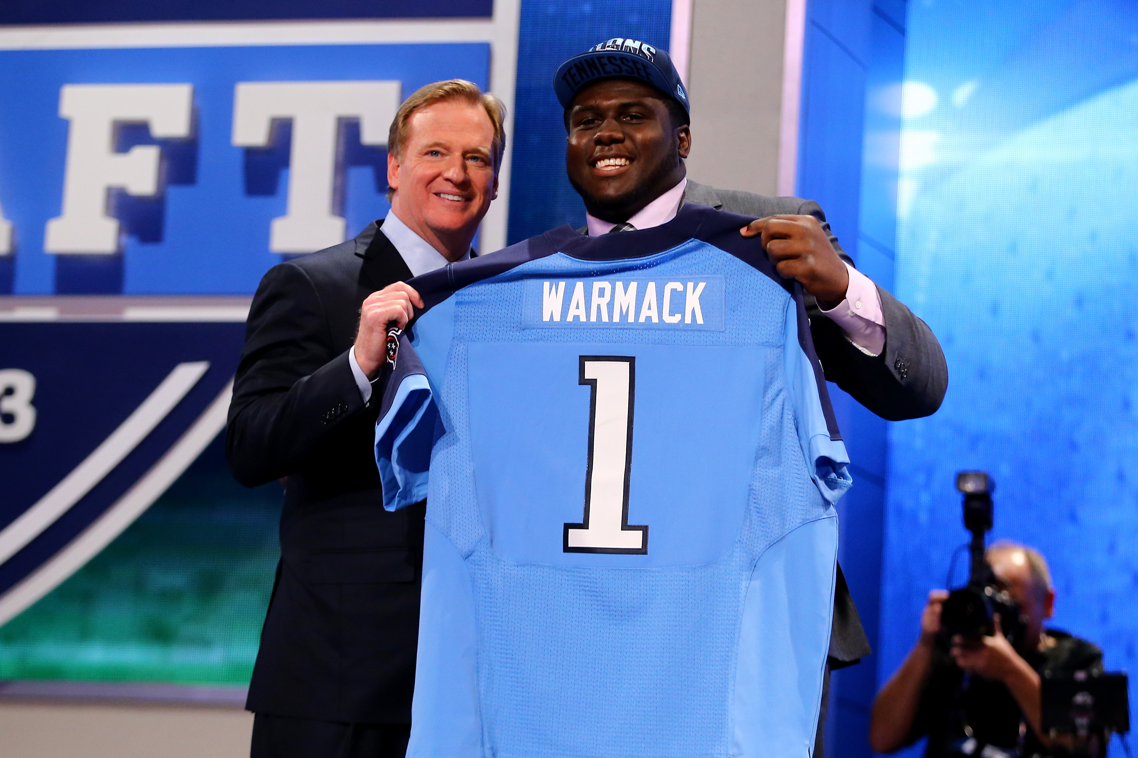 Redrafting the Tennessee Titans' biggest recent draft misses