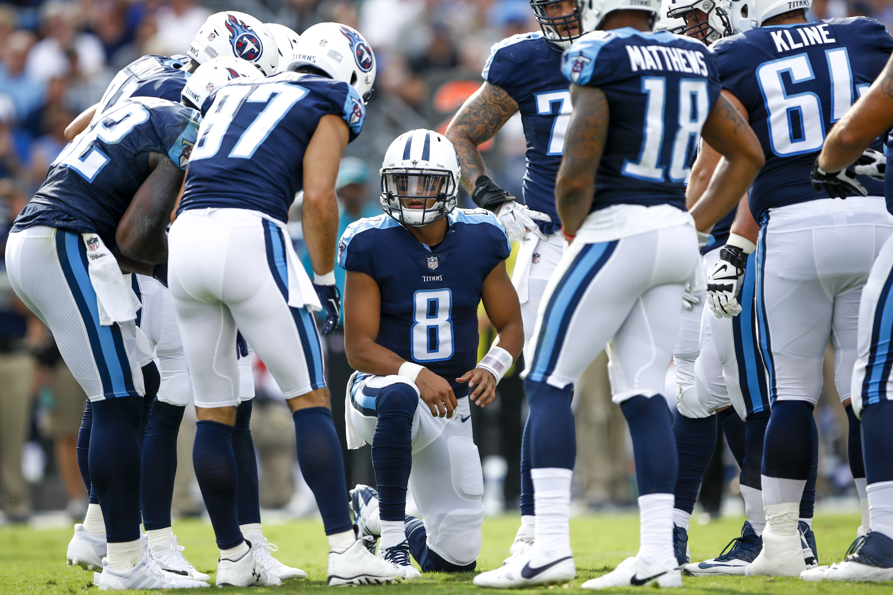 Week 4 Vs Houston Texans Four Tennessee Titans To Watch