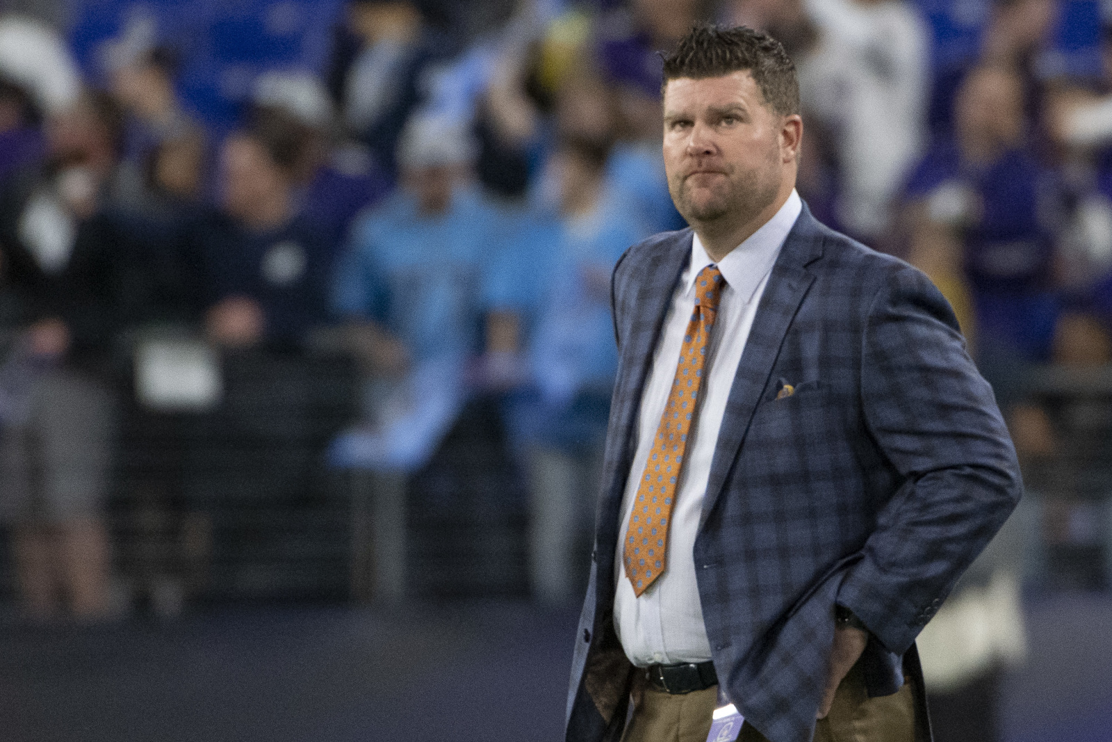 Tennessee Titans GM placed in top ten by trusted NFL voice