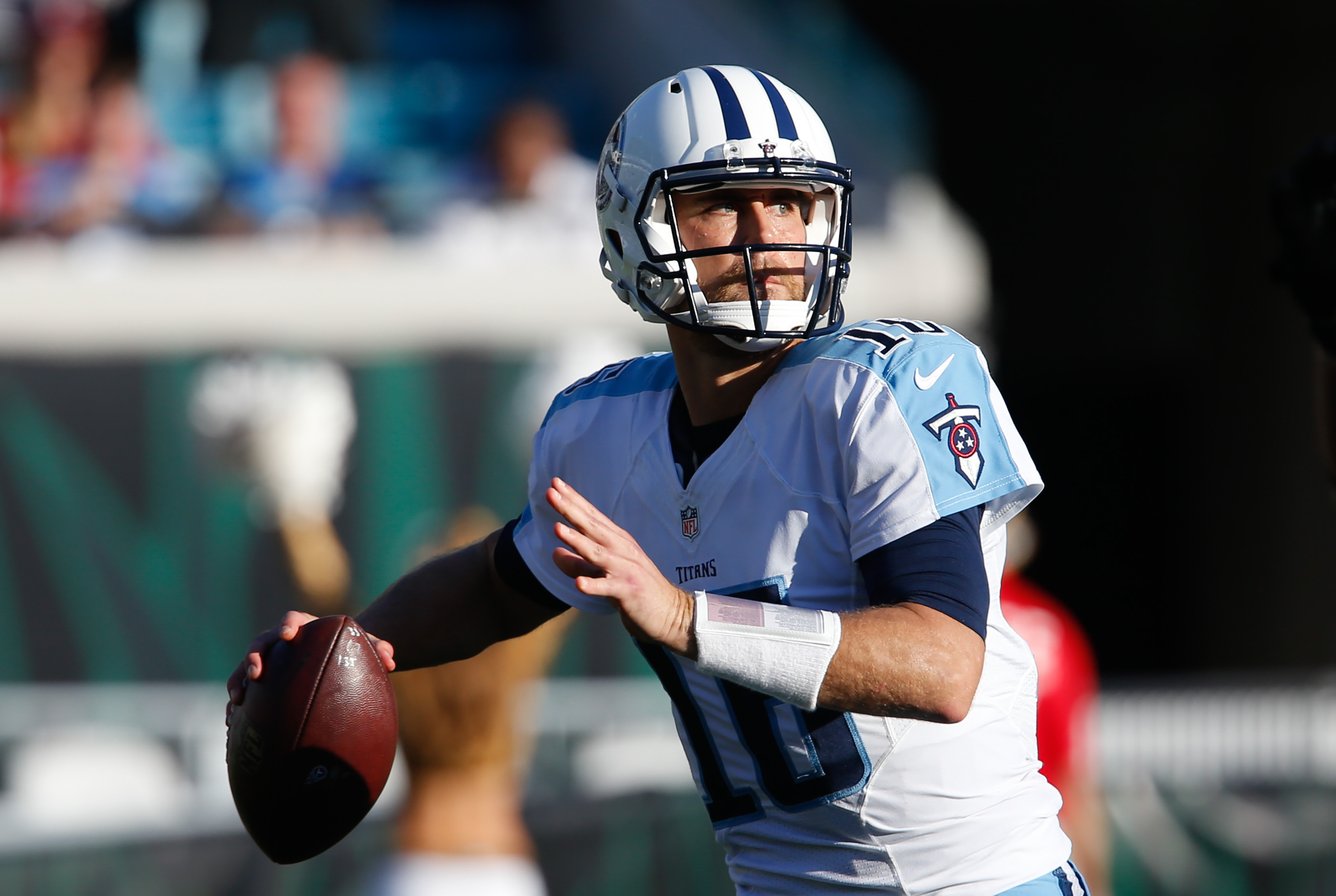 Tennessee Titans Free Agent Backup Quarterback Options