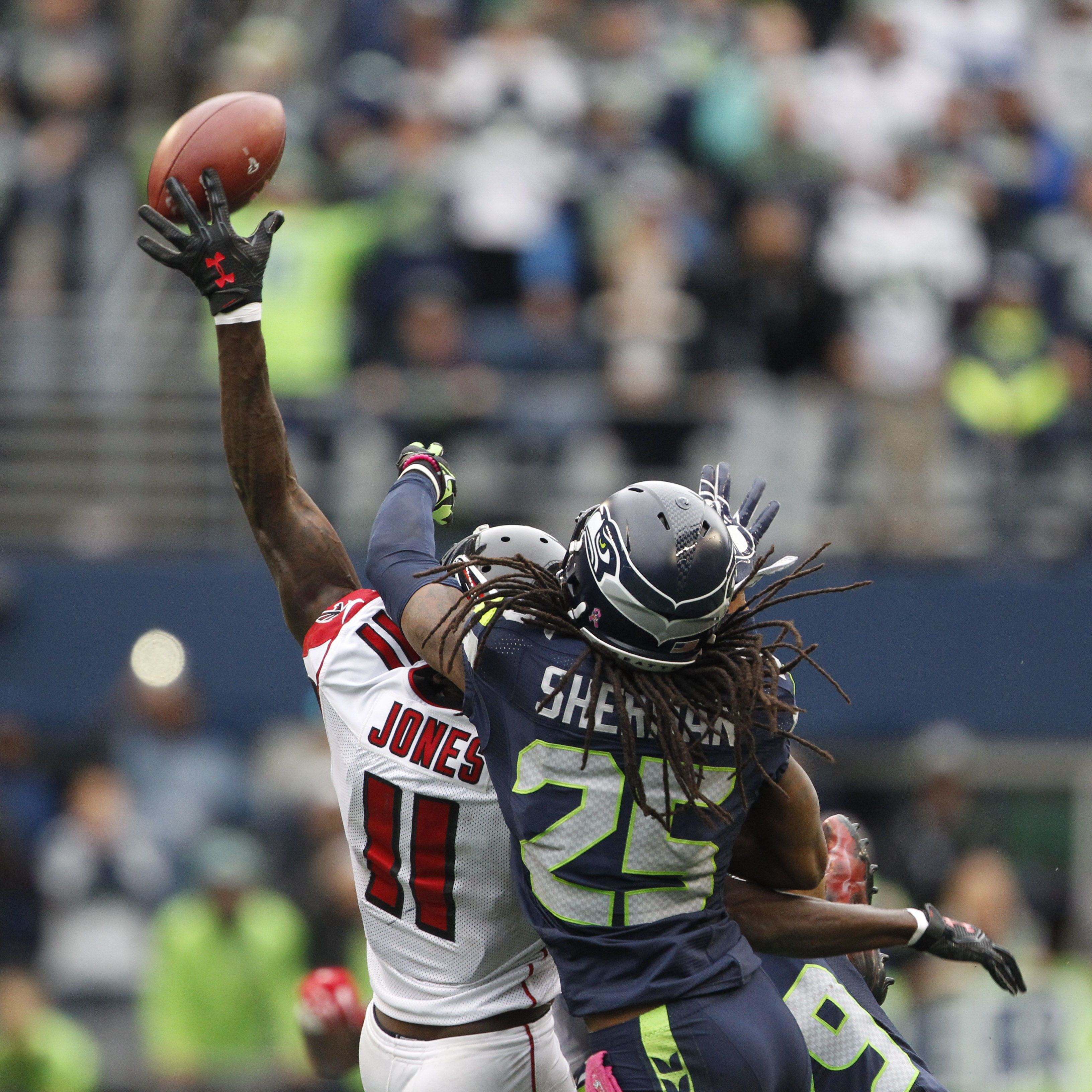 Would a Richard Sherman Trade Make Sense for the Tennessee ...