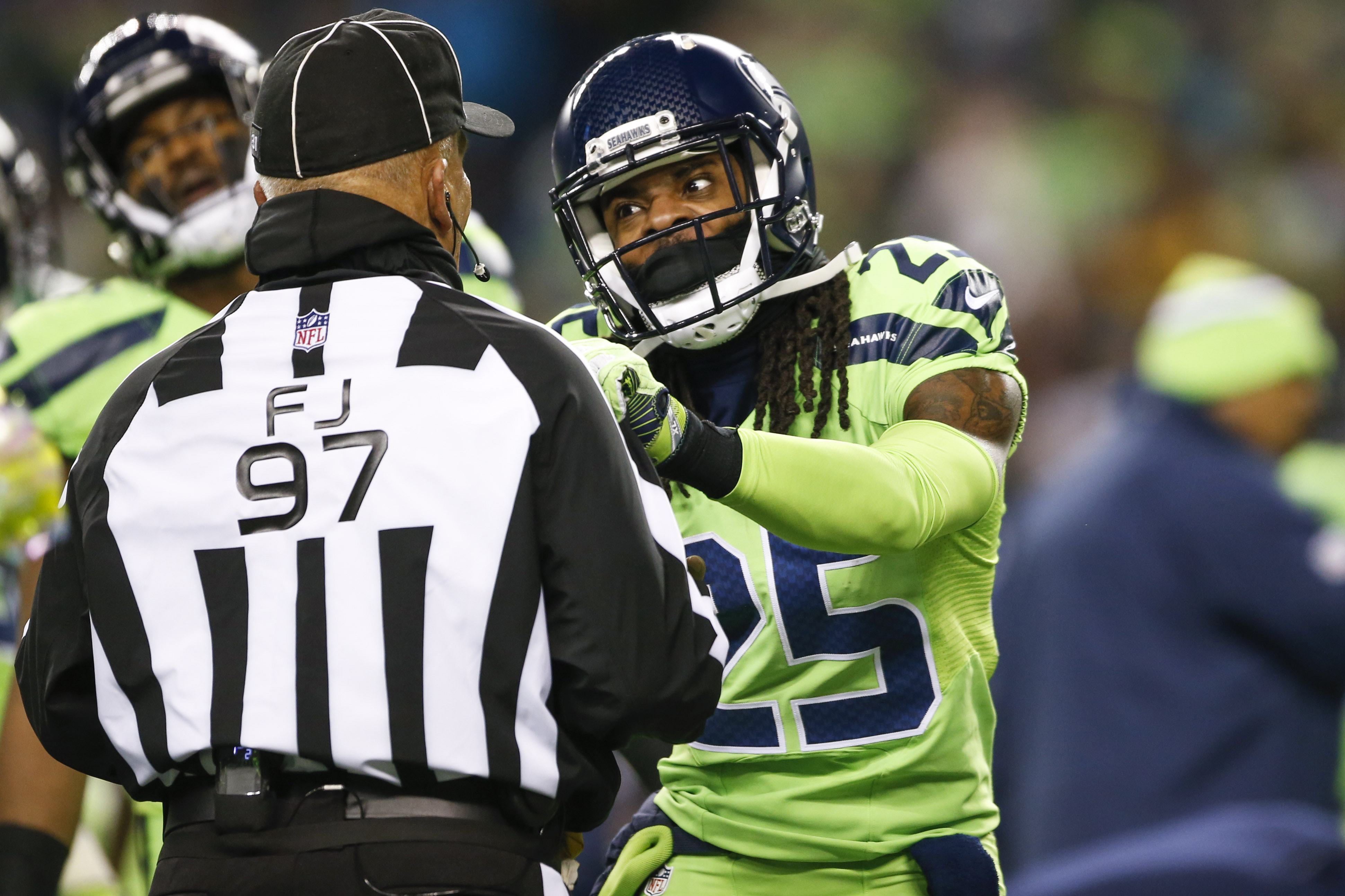 Would a Richard Sherman Trade Make Sense for the Tennessee Titans