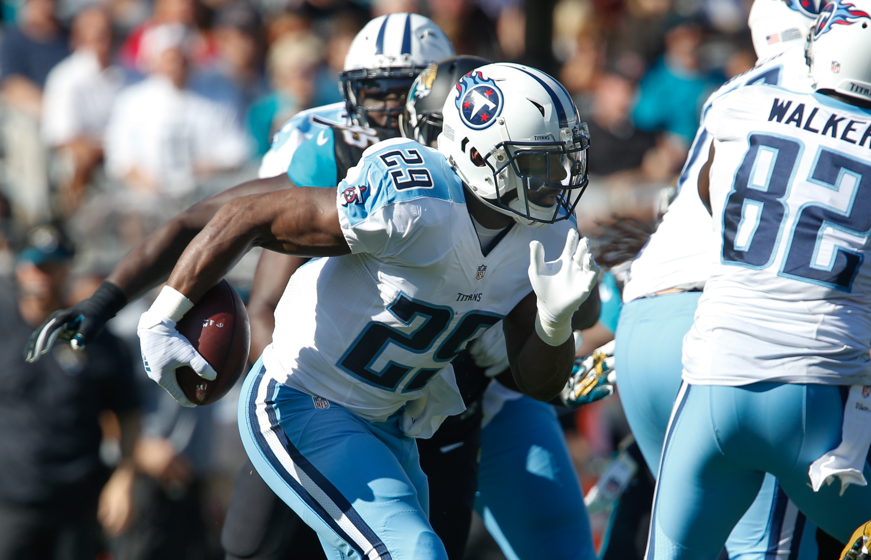 Which Tennessee Titans Players Would be Good at Hockey?